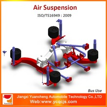 Air Lift Suspension Volvo Truck Rear Bus Air Suspension System