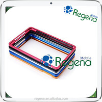 High Quality Metal Aluminum Bumper Case For iPad Mini Push-Pull Design Metal Protective Case Mixed Colors