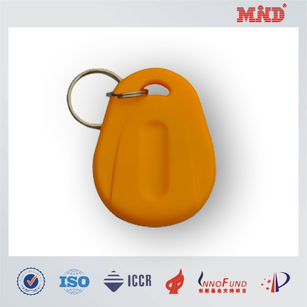 AB0018 magnetic key fobs for access control system