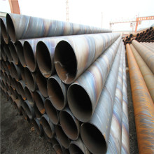 "24"" OD Diameter Spiral Welded Penstock Steel Pipe Price"