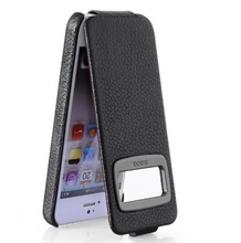 HOCO real leather case for iphon 5s