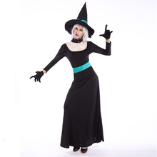 New arrivals sexy witch dance halloween costume for girls