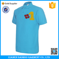 Cheap Polo Shirts Wholesale Short Sleeve Bulk Custom Polo Shirts