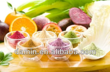Natural Vegetable Powder