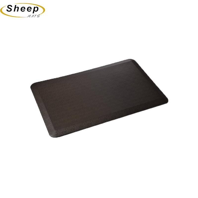 2018 Professional kitchen pu waterproof memory foam floor cushion