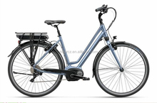 2016 new style mtb middle motor 250W electric bicycle