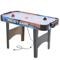 48Inch air hockey table hockey tables children play sports equipment with electrical air powered motor for real air flow