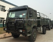 howo all-wheel drive military 4x4 trucks for sale