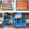 KB125C roof tile machine/low price cement tile making machine