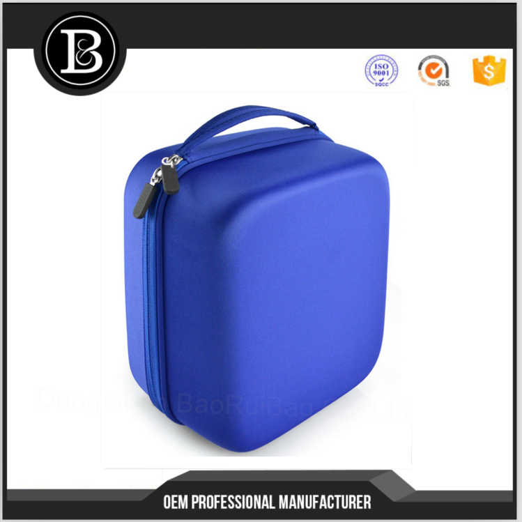 Headphone Full Size Hard Large Carrying Case / Travel Bag with Space for Cable, AMP, Parts and Accessories