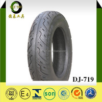 17 INCH Front wheel Chinese Qingdao Deji high level motorcycle tyres manufacturer