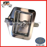 Truck Body Hardware/T handle latch With Zinc Alloy Cover