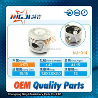 Motorcycle Engine Parts Motorcycle Parts Scooter parts Kymco GY80 Scooter Piston 47mm diameter