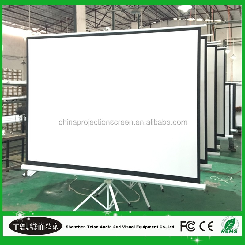 Top Quality projector screen tripod stand wholesale online