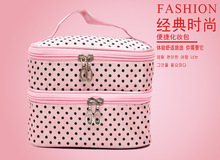 New Fashional waterproof material And Big Capacity Make Up Bag From Anhui Senber Import and Export Company