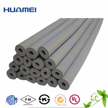 Type Pre Insulated Duct Foam Pipe Insulation Heat Preservation Material
