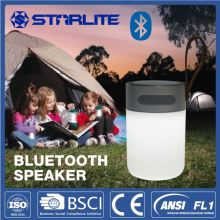 STARLITE USB Cable&Audio Cable lantern high quality 5w bluetooth speaker
