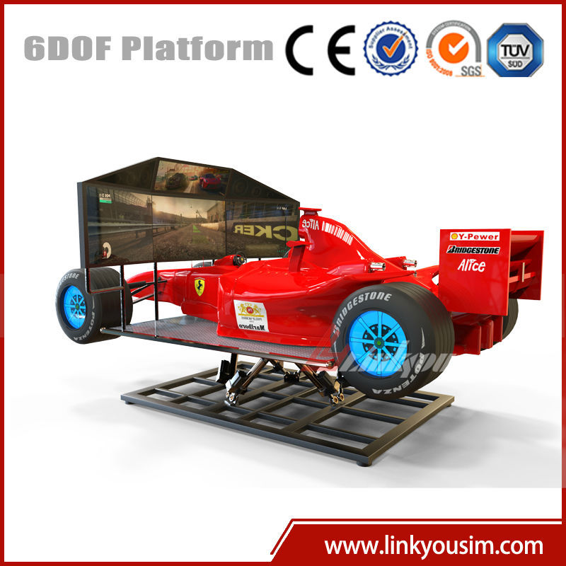 China Supplier f1 Car Racing Game Machine To Play Free Online Games