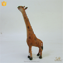Large Resin Item Home Decoration Pieces Table Centerpieces Giraffe Statue