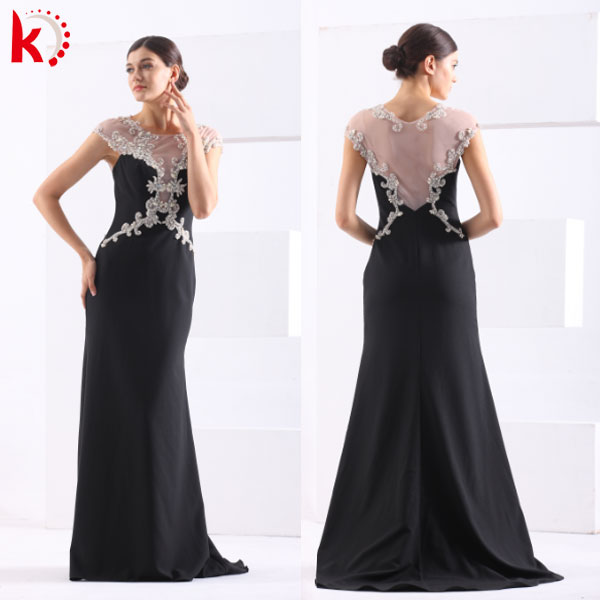 Middle East Fashion Dubai Long Prom Dress Women Sexy Dressing Gown