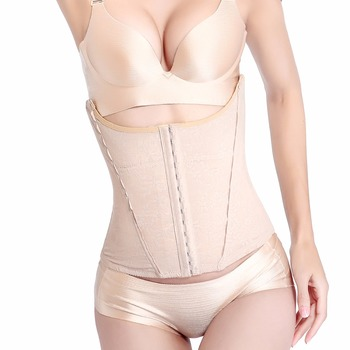 Sexy Women Body Magic Shaper Slimming Waist Trimming Stain Girdles Corsets Waist Trainer