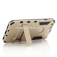Armor helmet style 2 in 1 shockproof mobile phone accessories for iphone 6 case cover