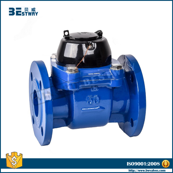 BWVA ISO certification high pressure 3 inch water meter
