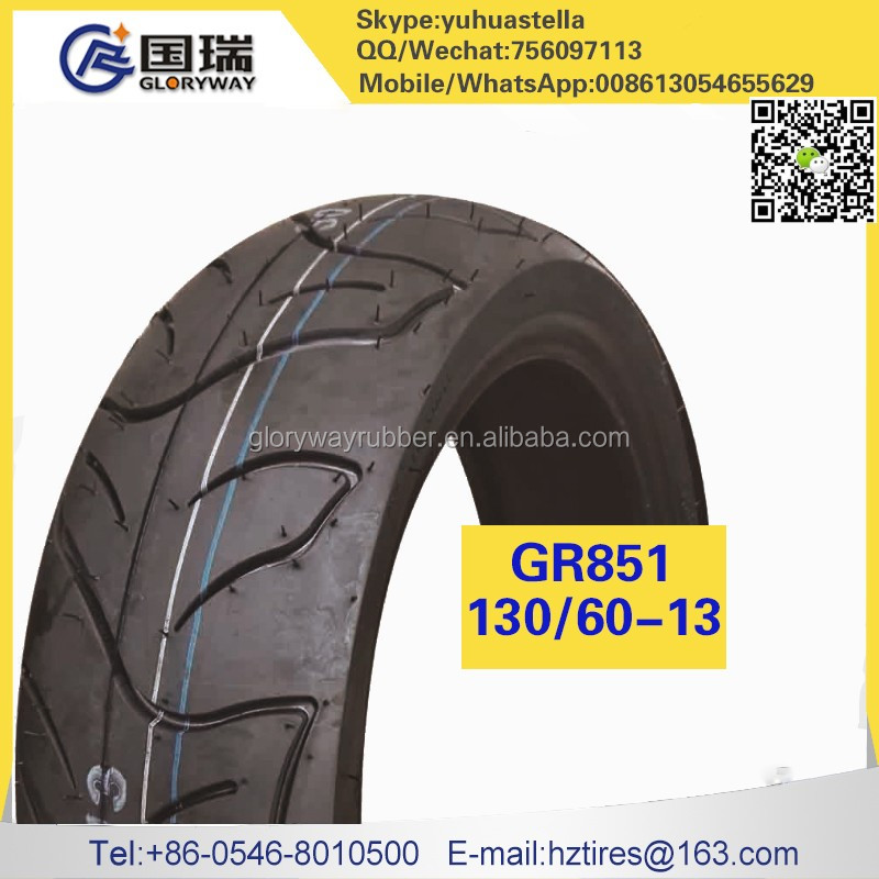 China manufacturer motorcycle parts tire