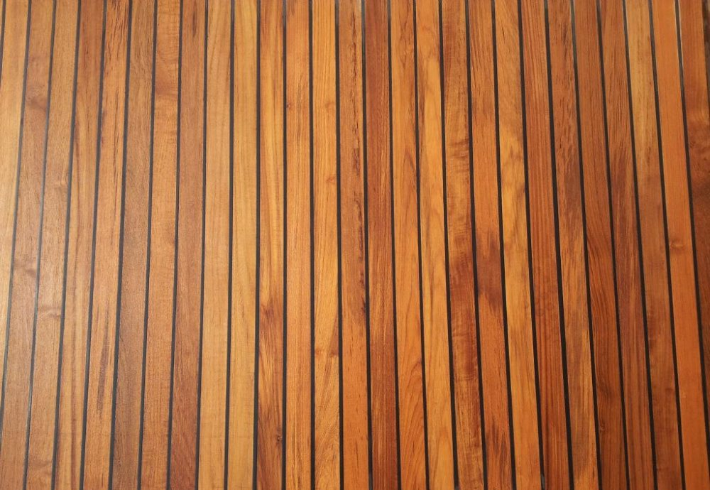 Teak garapa marine wood flooring buy deck floor