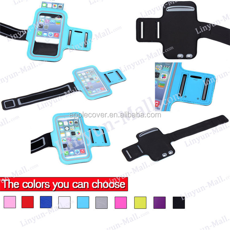 Custom Mobile Phone Armband For iphone 6,for Apple iphone 6 Sports Armband Case
