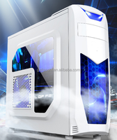 2014 new design AW game case series 801 war shield computer atx case good quality best price
