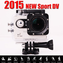 30 Meters Waterproof 2.0INCH LTPS HD Wide Screen 1080P WiFi Sport Action Camera DAMI