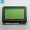 Graphic lcd display module 128x64 stn yellow blue 12864