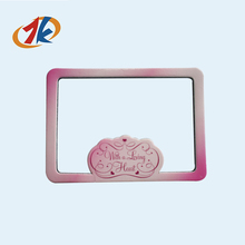 Fashion Customized Mini Photo Frame Fridge Magnet Photo Frames Magnetic