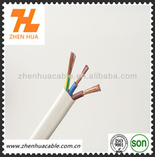 3 core electric RVVB power cable