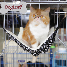Wholesale comfortable hanging hammock beds funny pet cat bed house hammock