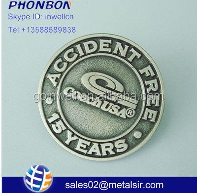 cheap anodized aluminum coin,coloful metal coins antique
