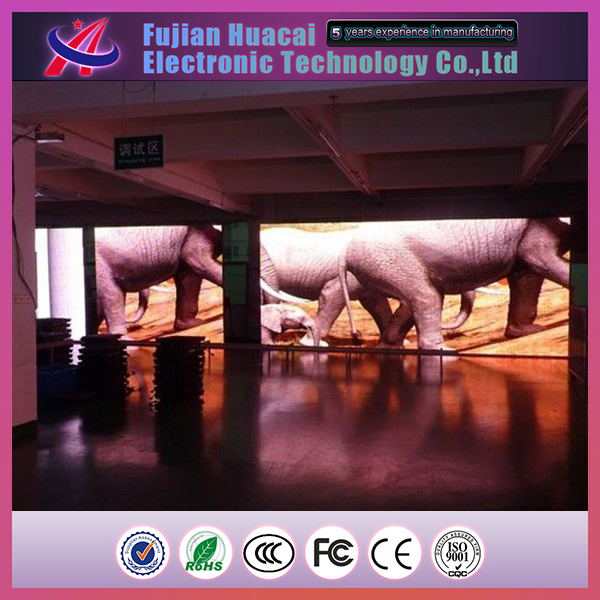 indoor led video stage background led display big screen