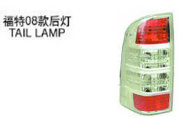 FOR FORD RANGER 2006-2007 Auto Car tail lamp tail light