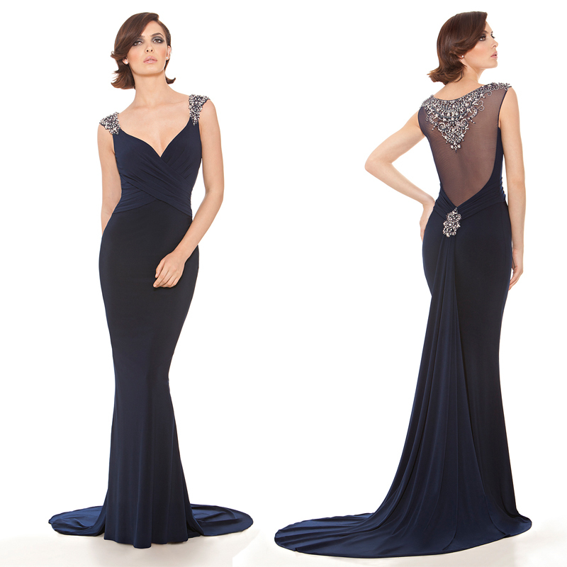 Sexy designer mother of the bride dresses