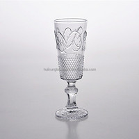 Wholesale Rattan Champagne Glass
