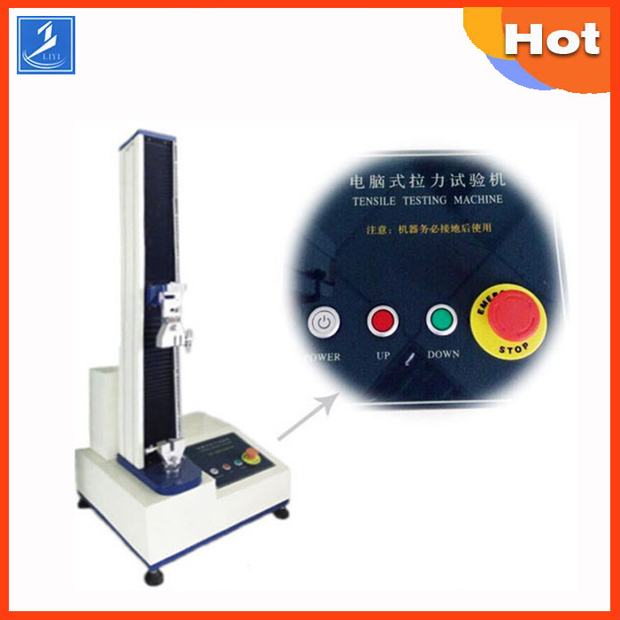 Computer Fabric Tensile Strength Tester