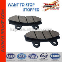 quality scooter brake pad scooter parts & accessories