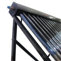 Solar water heater ,Pressurized Bearing Solar Panel collector,swimming pool solar collector black colour