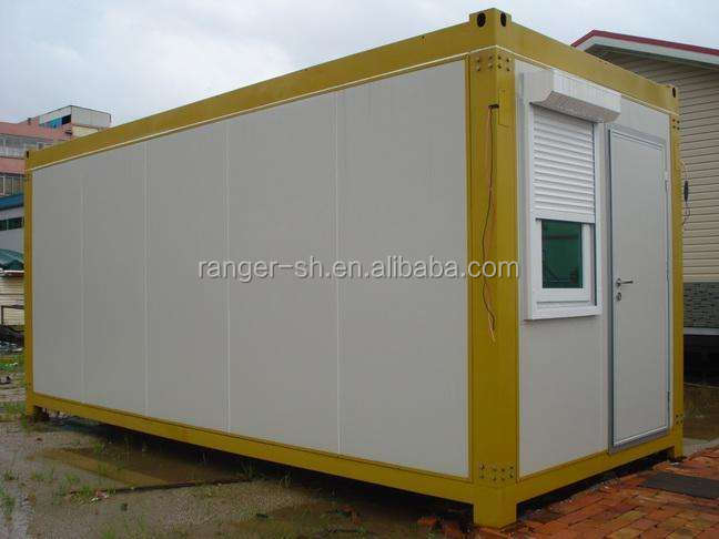 Export High-Quality Modular 20 Foot Container House