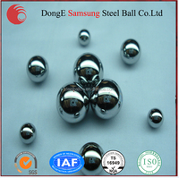 High Precision G10 1/8'' 3.175mm chrome steel ball for loose bearing