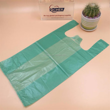 Eco Environmental Protection T-Shirt Bag for Shopping bag with High Quality