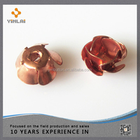 Copper metal flower hardware products manufacture