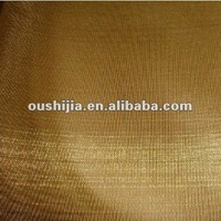 Altra fine brass mesh used for filter/mining/construction/crude drugs(manufacture)