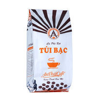 An Thai Cafe Silver Bag Ground Coffee Formula